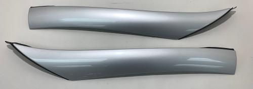 2005-2011 Mercedes Benz SLK R171 Exterior A Pillar Panels / Iridium Silver / SK205