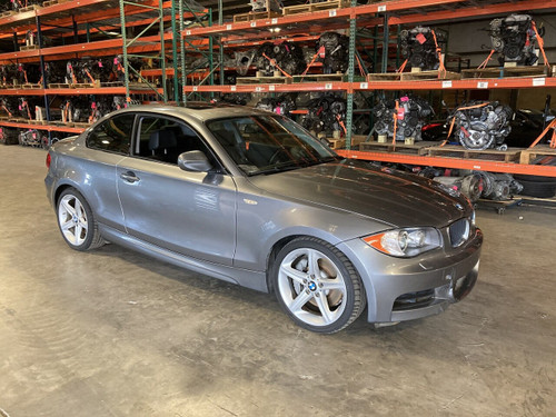 2011 BMW 135i Coupe New Parts Car B1003 (Sep 2020)