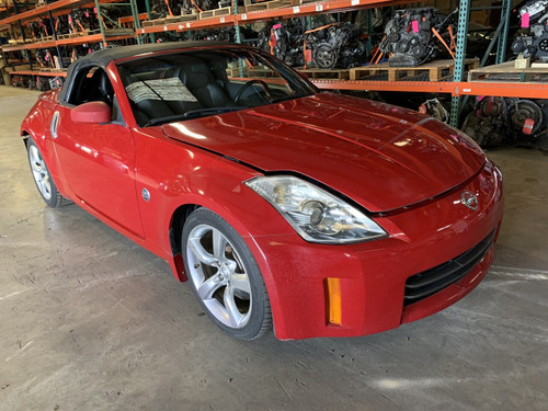 2006 Nissan 350Z Convertible New Parts Car 5Z002 (Sep 2020)