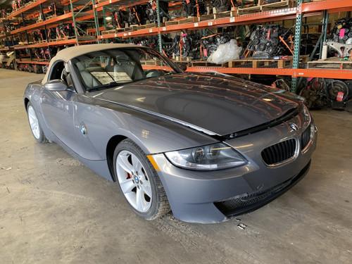 2007 BMW E85 Z4 3.0i Convertible New Parts Car Z4029 (Oct 2020)
