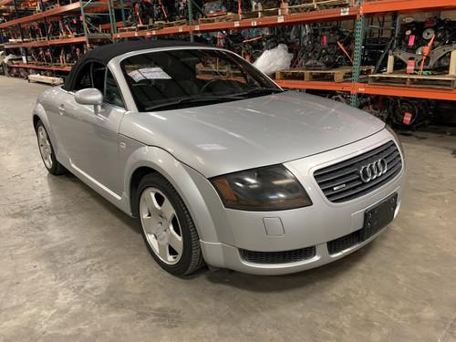 2002 Audi TT Roadster 1.8l Quattro New Parts Car T1010 (Oct 2020)