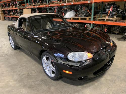 2005 Mazda Miata LS New Parts Car NB093 (Oct 2020)