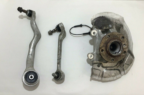 2014-2020 BMW 2 Series Passenger Front Spindle / Control Arms / 66k / B2001