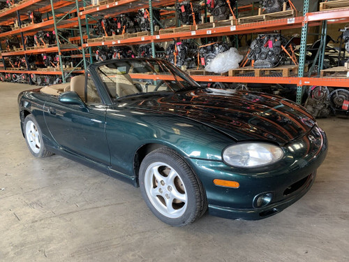 2000 Mazda Miata LS New Parts Car NB096 (Nov 2020)