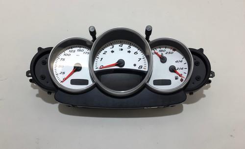 2001 Porsche 986 Boxster S Instrument Cluster, Manual / 74k Miles / BX034