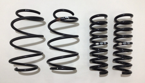 2005-2011 Mercedes Benz SLK350 R171 Springs / OEM / 44k / Front & Rear / SK206