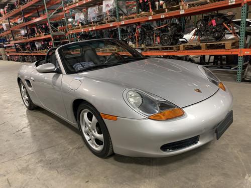 2000 Porsche 986 Boxster 2.7l New Parts Car BX035 (Jan 2021)