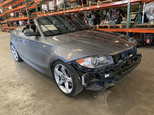2010 BMW 135i Convertible New Parts Car B1005 (Jan 2021)