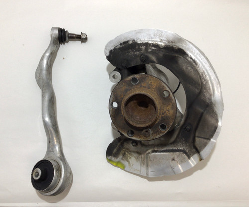 2014-2020 BMW 2 Series Passenger Front Spindle w/ Control Arm / 85k / B2002