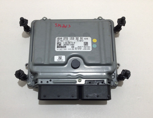 2005-2011 Mercedes Benz SLK350 R171 Engine Control Module ECU / 2721533279 / SK207
