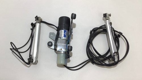 2005-2008 Mini Cooper R52 Convertible Top Hydraulic Set / Pump w/ Lines Cylinders / R1014