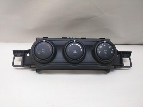 2016-2017 Mazda MX5 Miata AC HVAC Heater Controls, Club Package, NA1J61190A G844