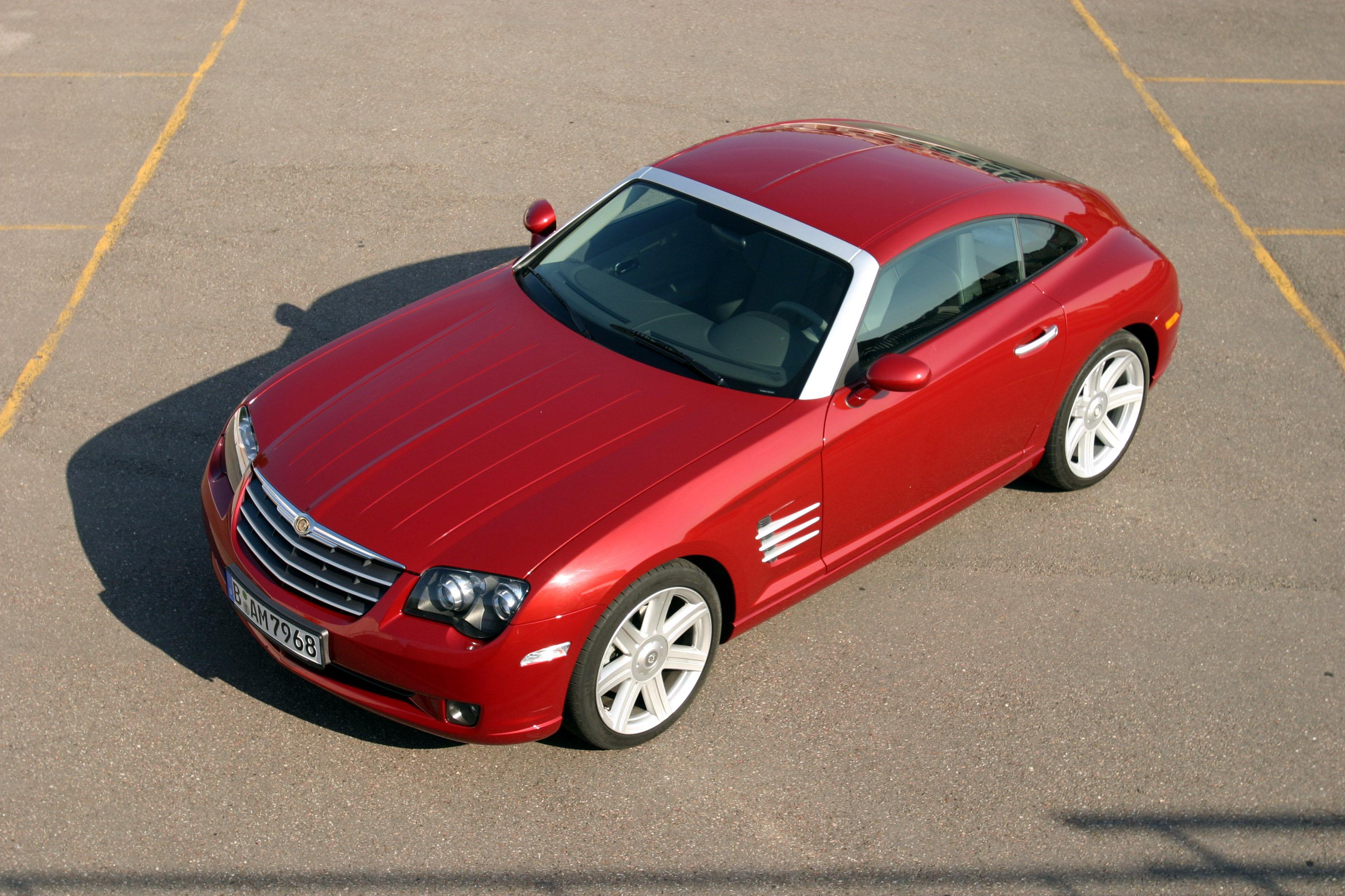 Chrysler Crossfire Buyer's Guide