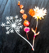 PAPER INCENSE CLASS - SATURDAY OCTOBER 9 - ONLINE - MATERIALS INCLUDED