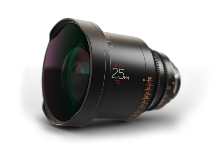 25mm Orion Series Anamorphic Prime
