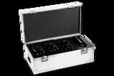 Atlas 4-Lens ATA Case with Modular Foam