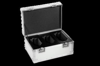 Atlas 3-Lens ATA Case with Modular Foam
