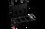 Atlas 3-Lens IP67 Roller Case - B Set foam (32/50/80)