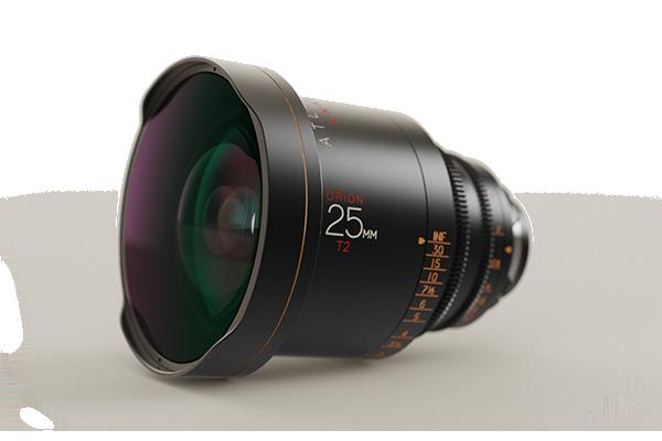 25mm camera lens