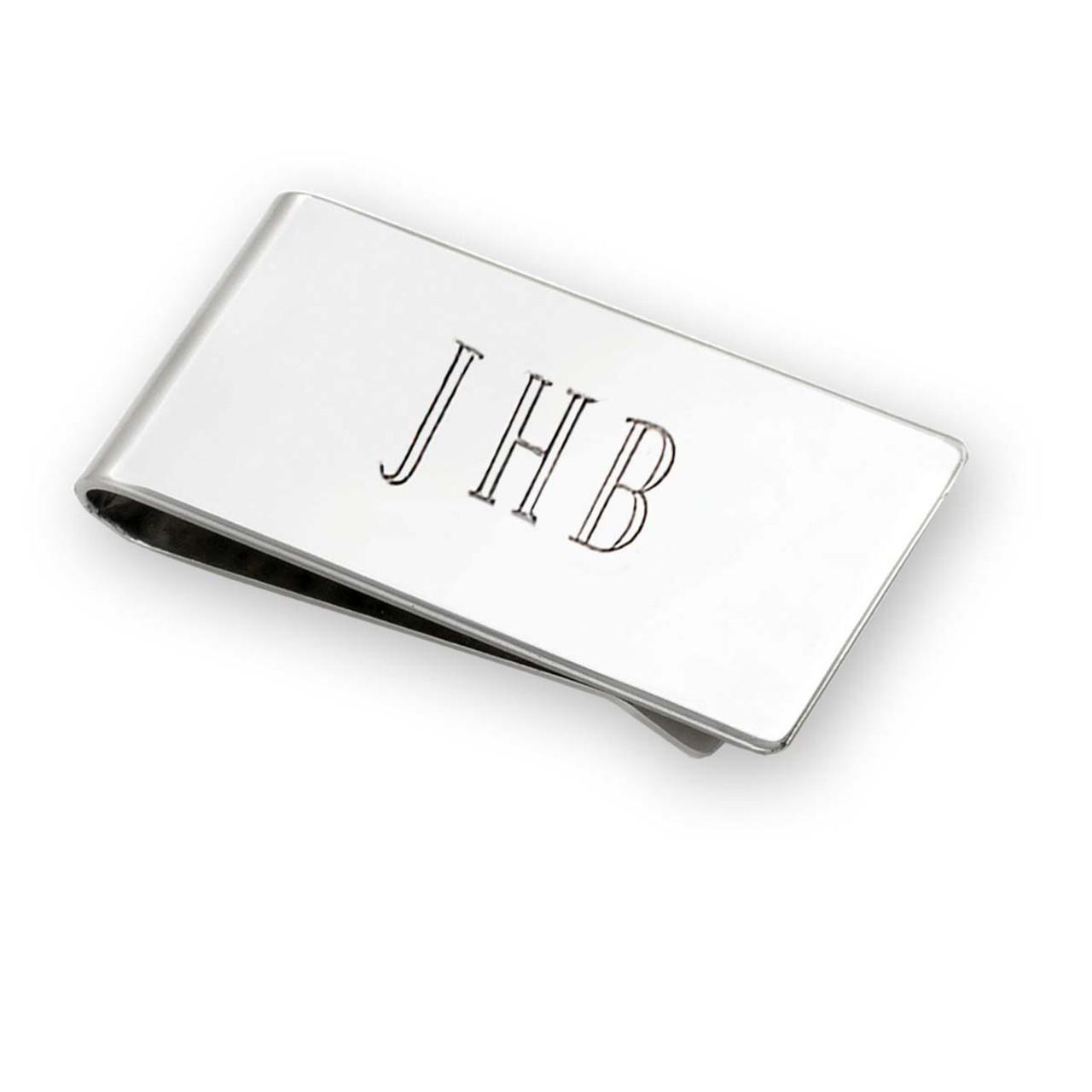 9c7ed9721c08 Buy Sterling Silver Money Clip For Men at Online Store