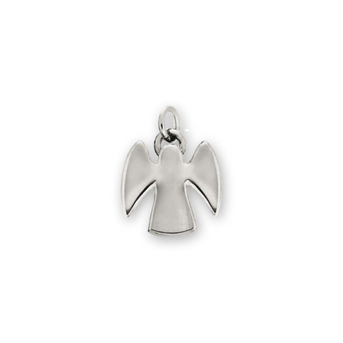 Sterling Silver Angel Charm Bracelet