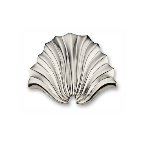 Sterling Silver Goddard Shell Newport Pin