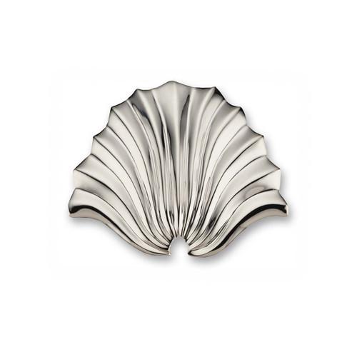 Sterling Silver Goddard Shell Newport Pin