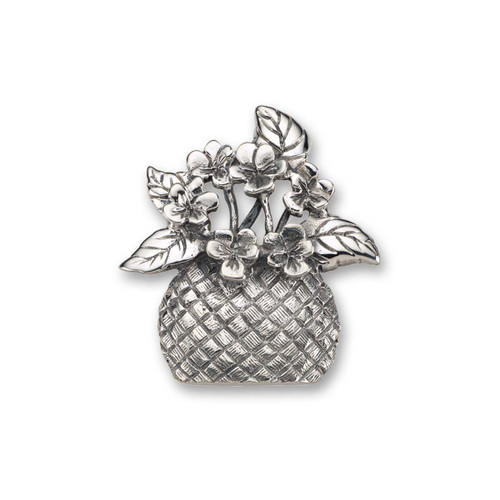 Sterling SilverLovely Forget Me Not Pin