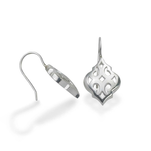 Sterling Silver Caravan Earrings