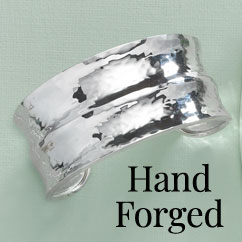 Hand-Hammered