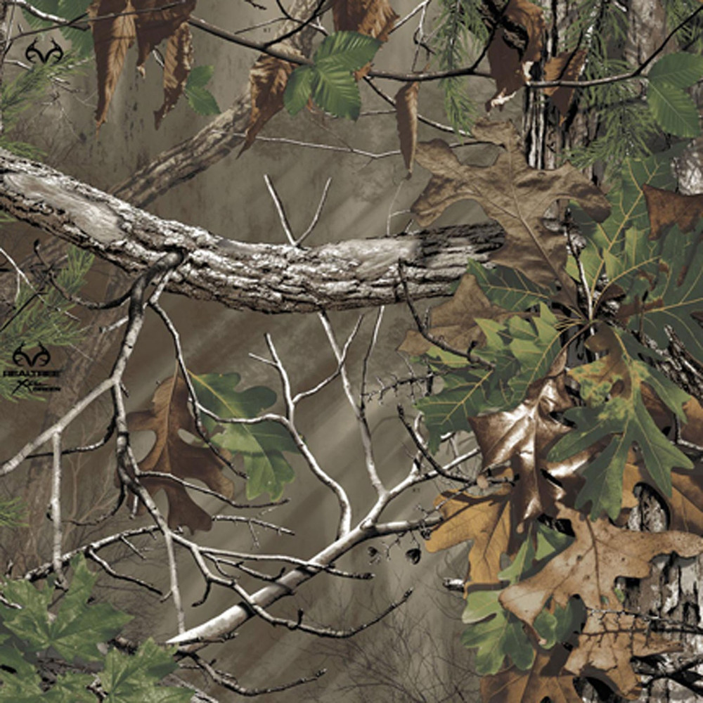Real Tree Camo Quilting Cotton
