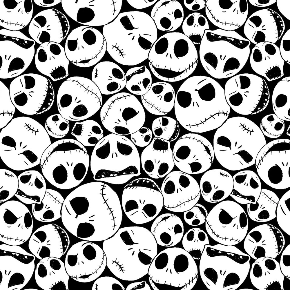 Disney's Nightmare Before Christmas Quilting Cotton