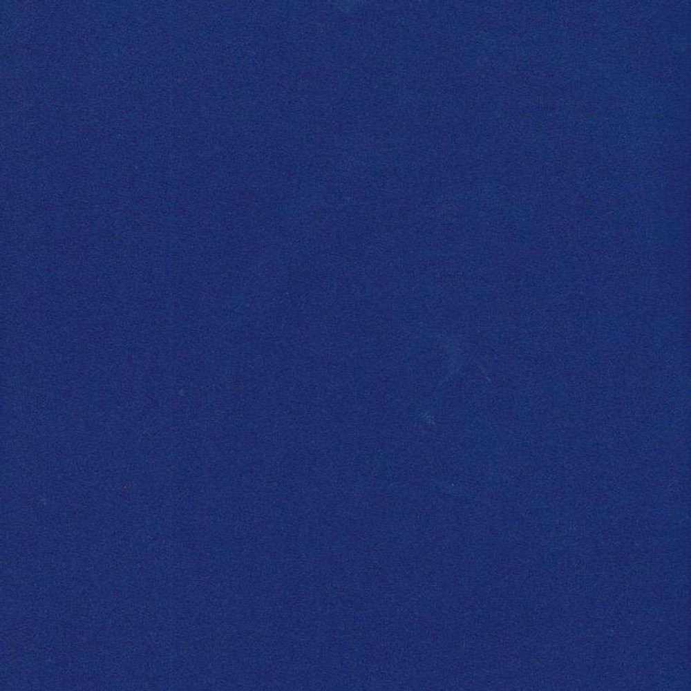 Royal Blue Double Brushed Poly