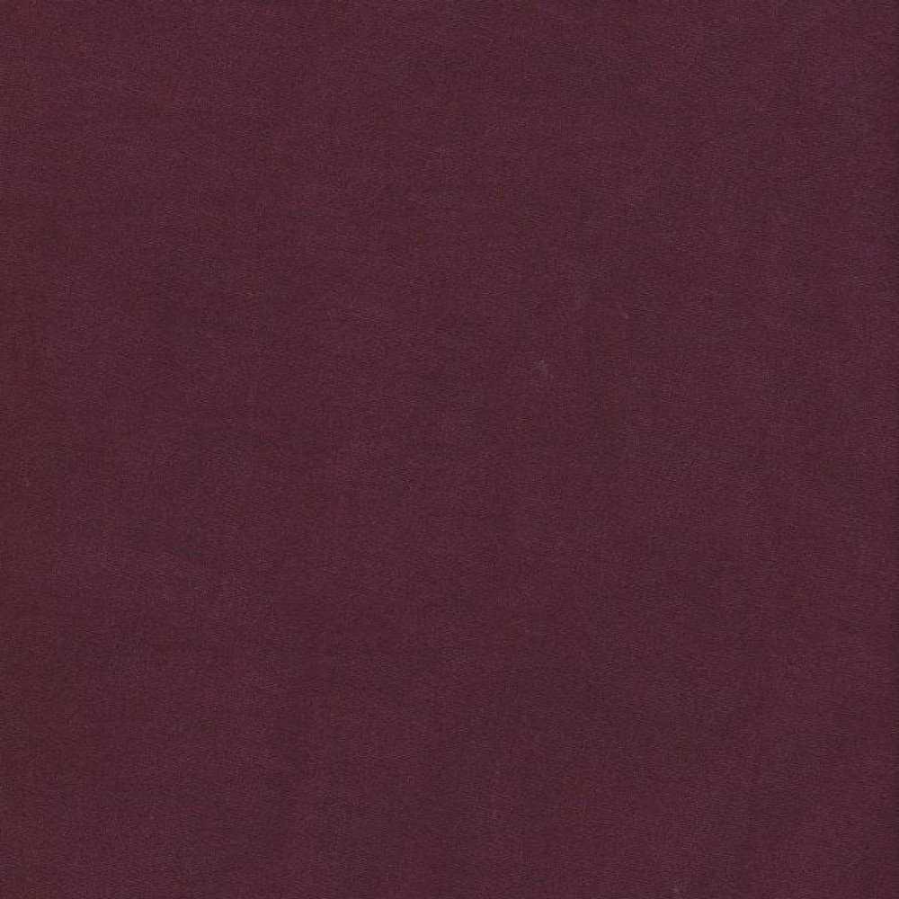 Deep Burgundy Double Brushed Poly