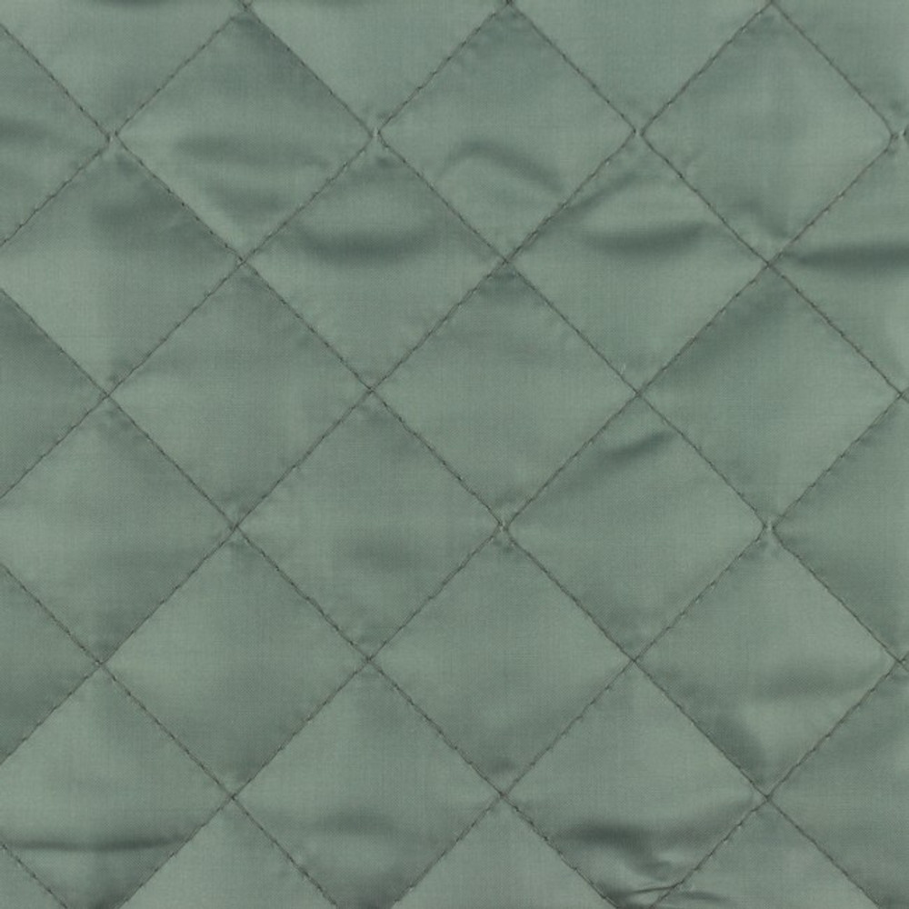 Gray Quilted Lining