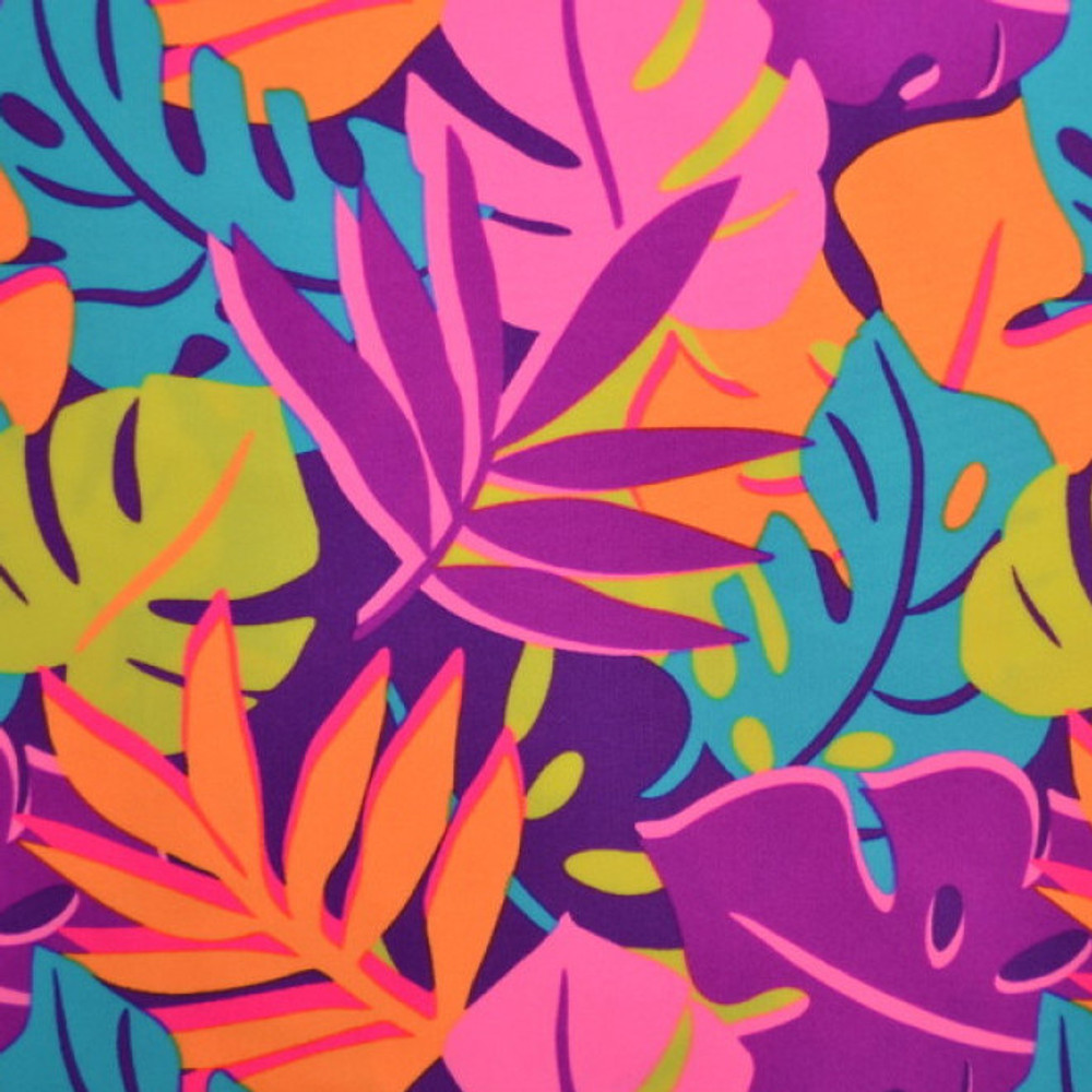 Vibrant Leaves UV 50+ Swim