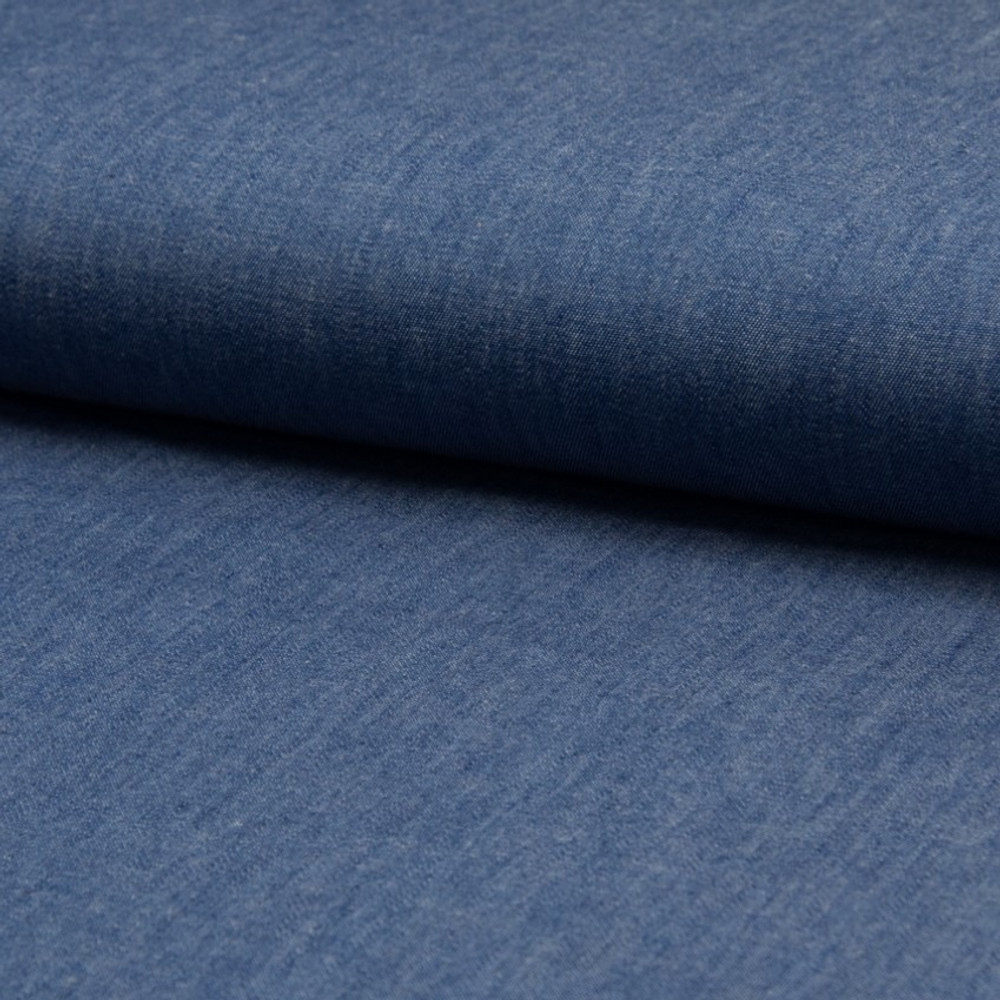 Washed Blue Chambray