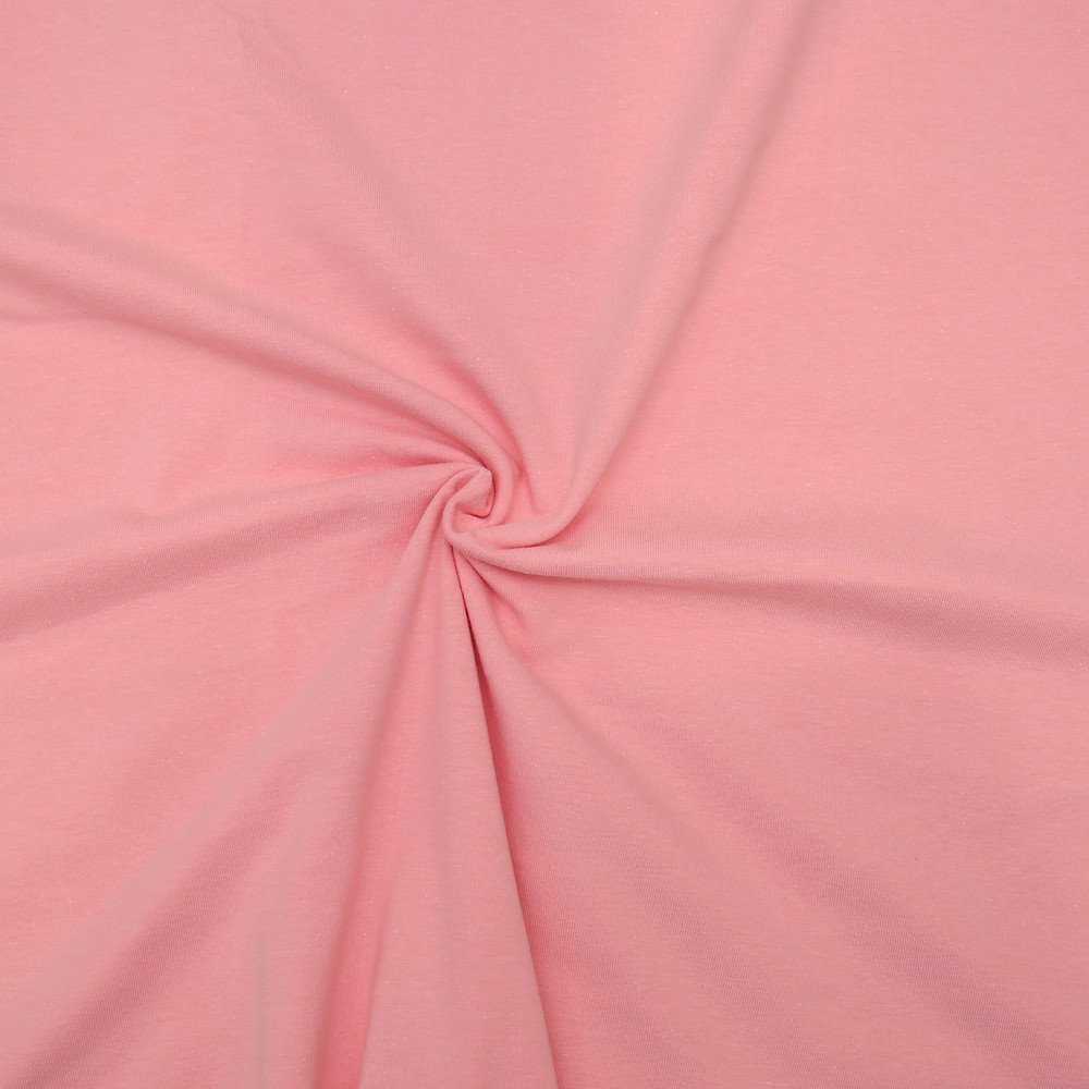 ballet pink knit fabric