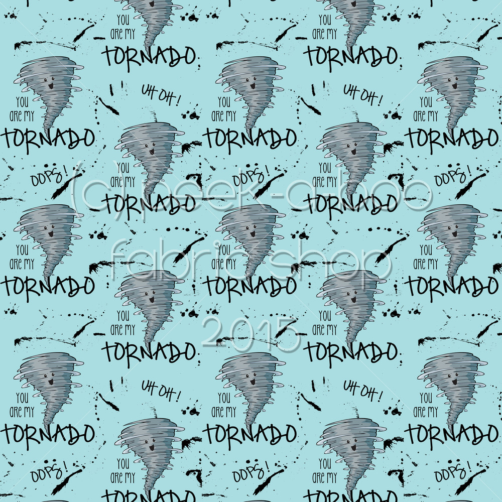 you are my tornado PUL