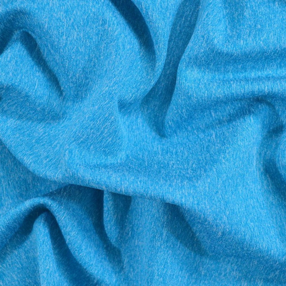 turquoise athletic knit