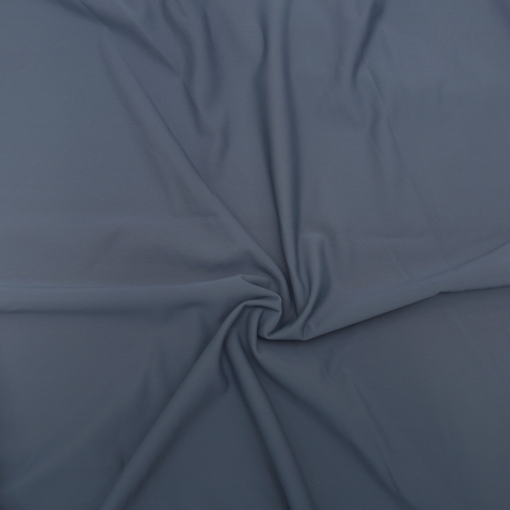 gray swim fabric