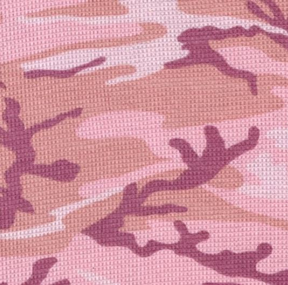Pink camo thermal