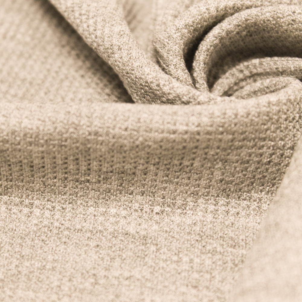 Oatmeal thermal knit