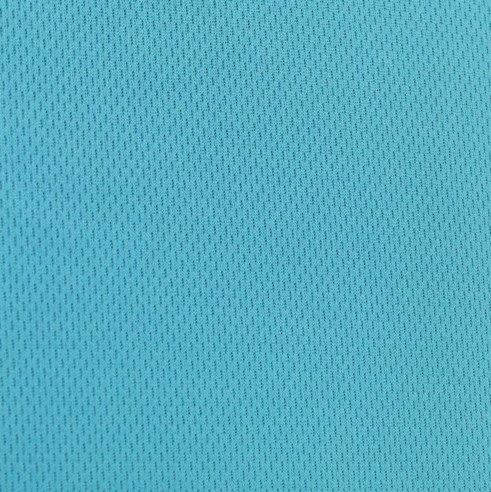 Turquoise Dimple Mesh