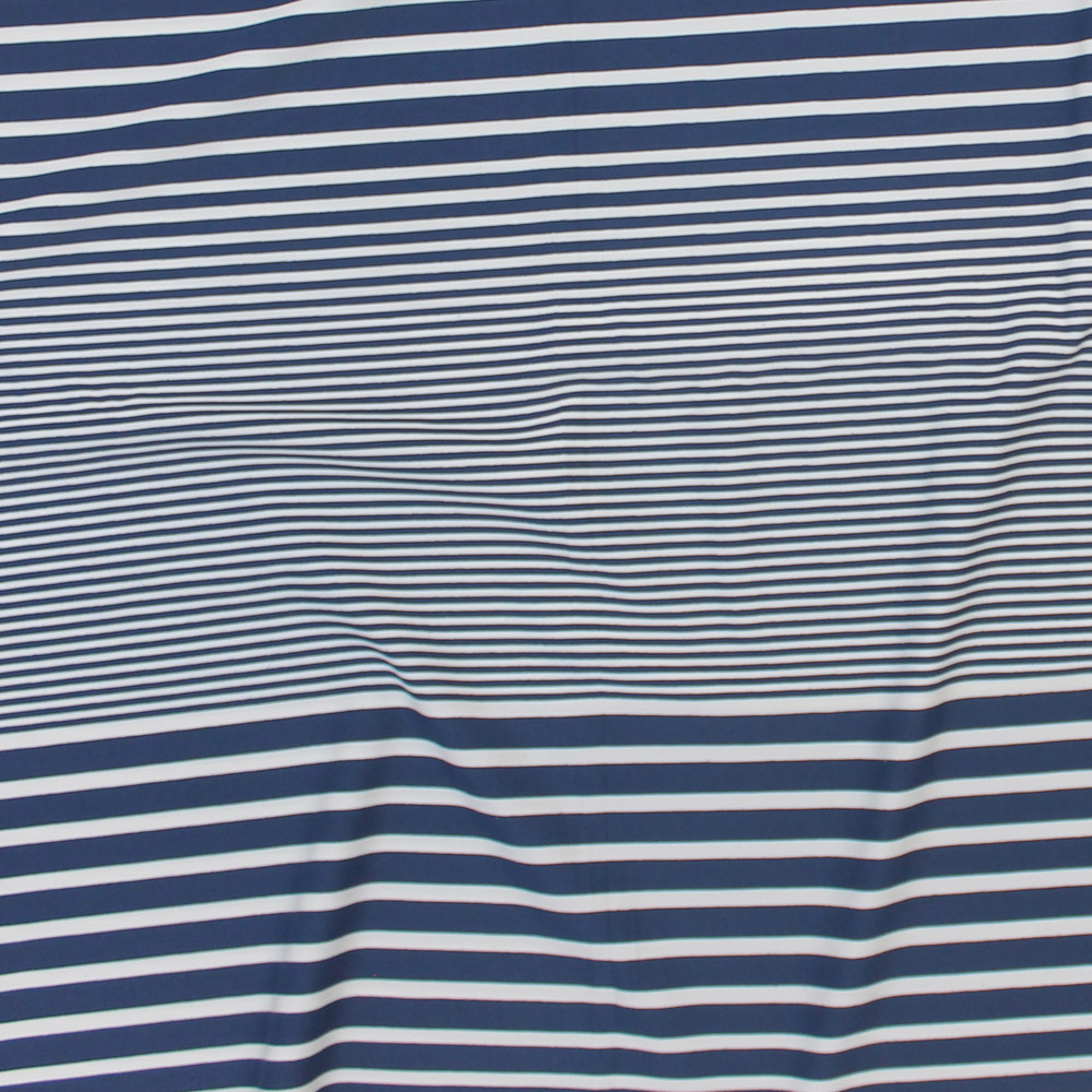 ombre navy stripe swim