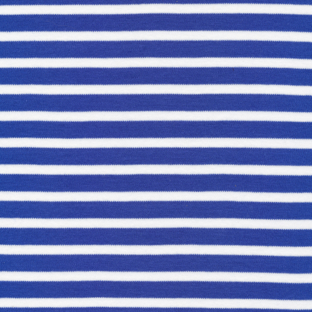 colorful stripes in blue