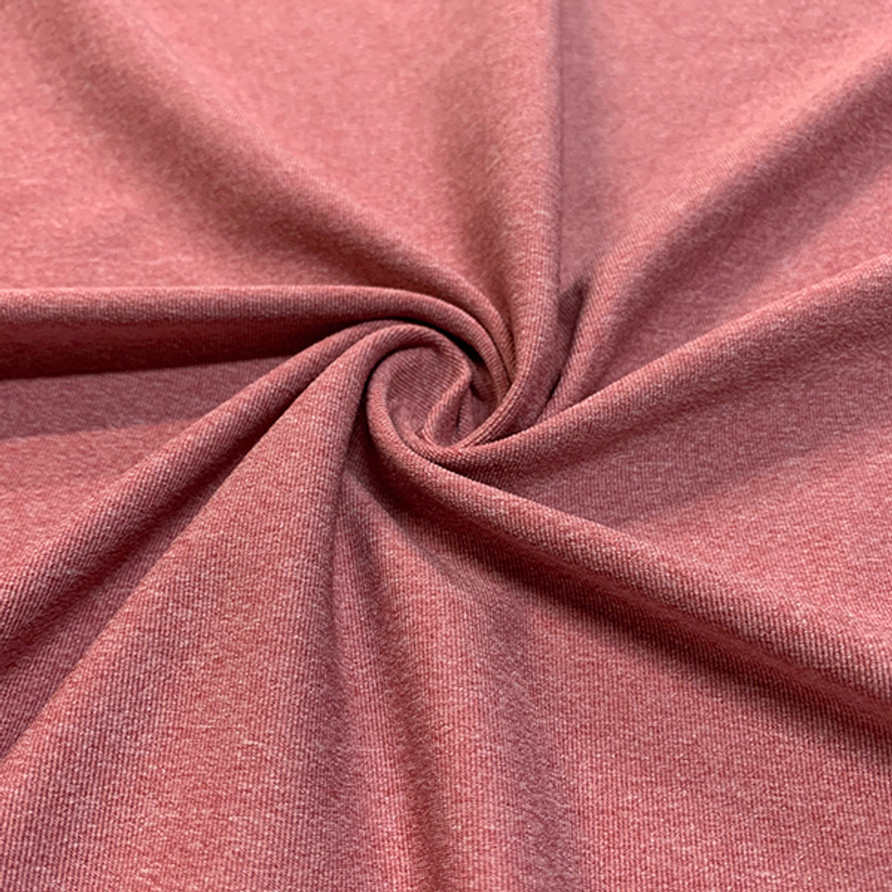 Dharma Athletic Knit in Heathered Dusty Rose