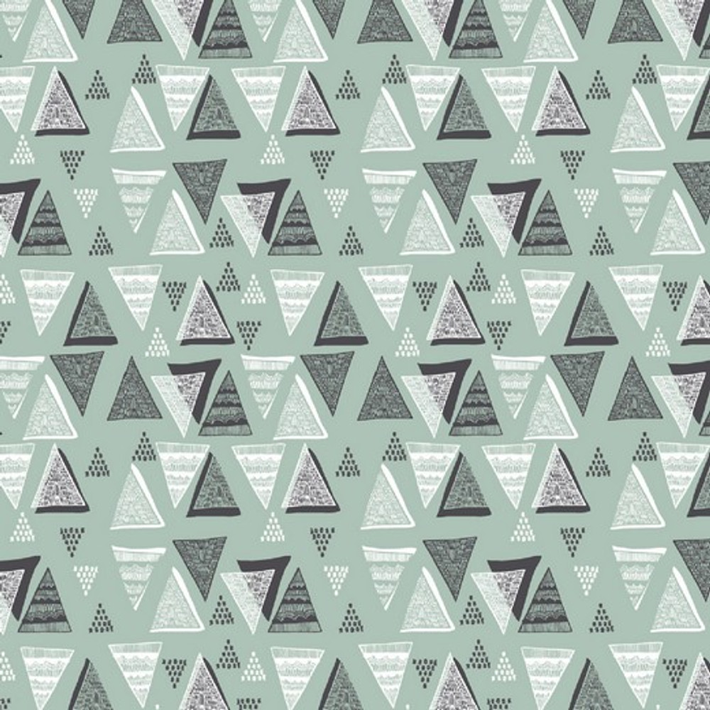 triangles on mint