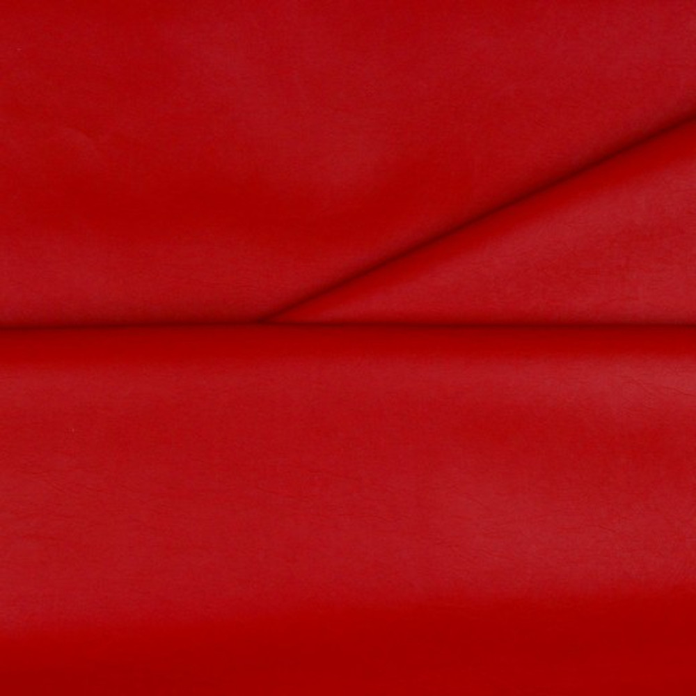 Red Pleather