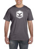 Apparel, T-Shirt, Men's, Short Sleeve, Juggernaut.Case™ Logo